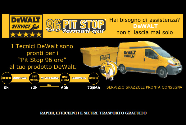 96ore PIT STOP